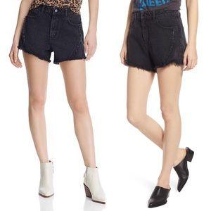 NWT DL1961 Cleo High Waist Shorts